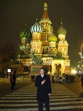 Yekaterinburg Russia 4-08 - 4-10