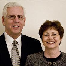 President and Sister Allcott