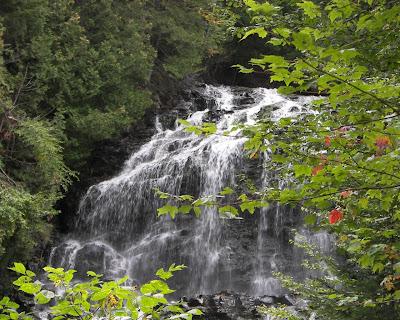 New Hampshire Waterfall