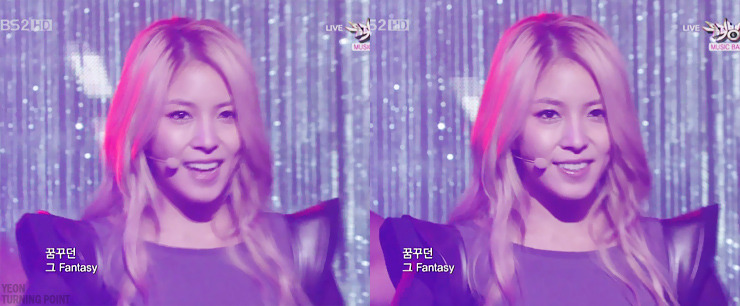 [Pics] BoA en Music Core {COPY & PASTE} Live 17055319