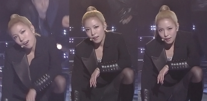 [Pics] BoA en Music Bank 119ph