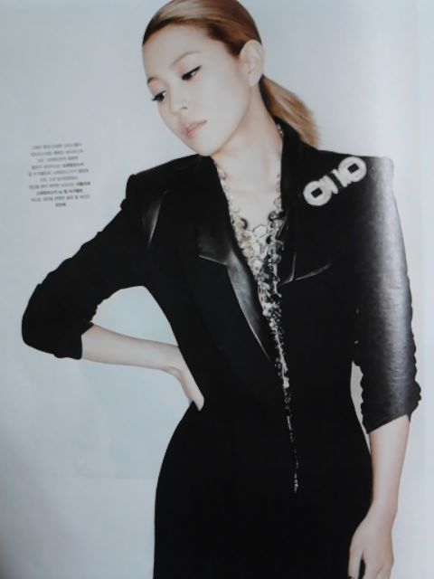 [Scans] BoA en la revista High Cut Vol. 42  4644ad344c3ecefbd1a2d36d