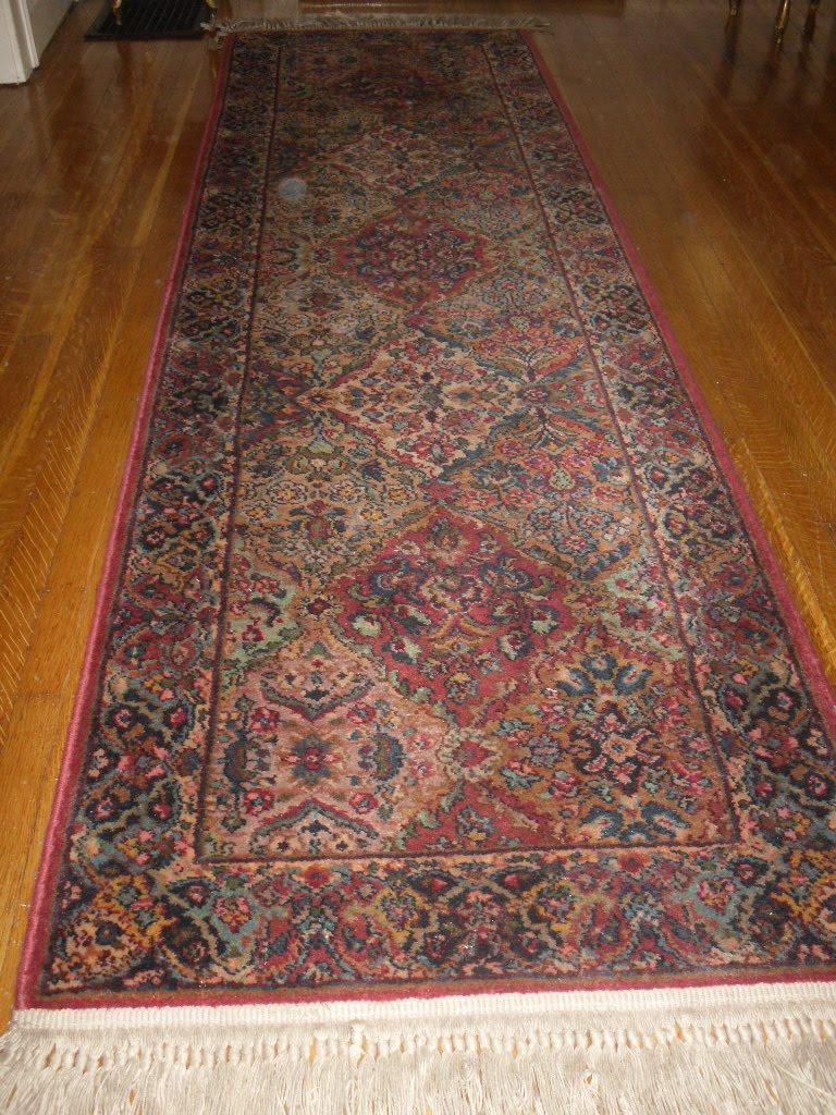 Antique Persian Rugs 2 6 Quot X 8 6 Quot Runner Multi Panel