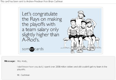 AN ECARD FROM BRIAN CASHMAN TO