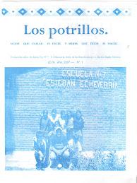 """Periódico        """"Los Potrillos"""""""