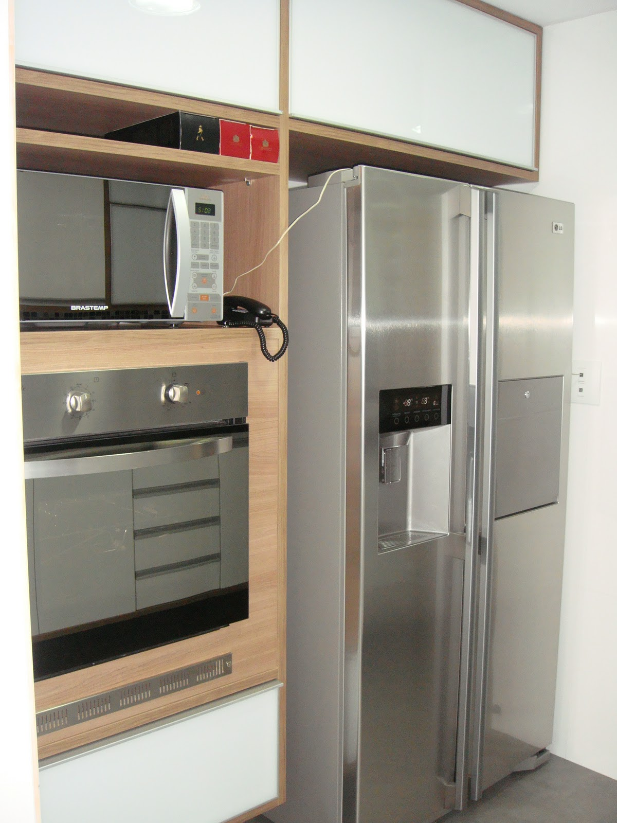 #A02B2C Braga's Home: Cozinha 1200x1600 px Projetos De Cozinhas Brastemp #439 imagens