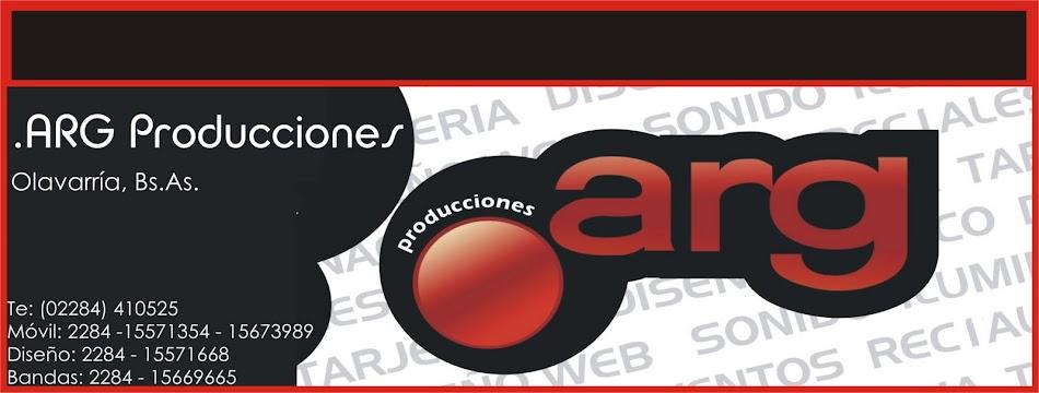 .ARG! Producciones