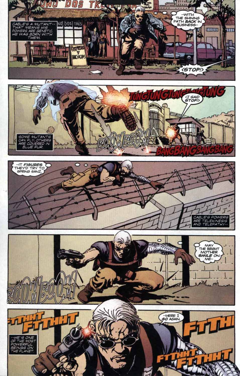 Cable (1993) 97 Page 7