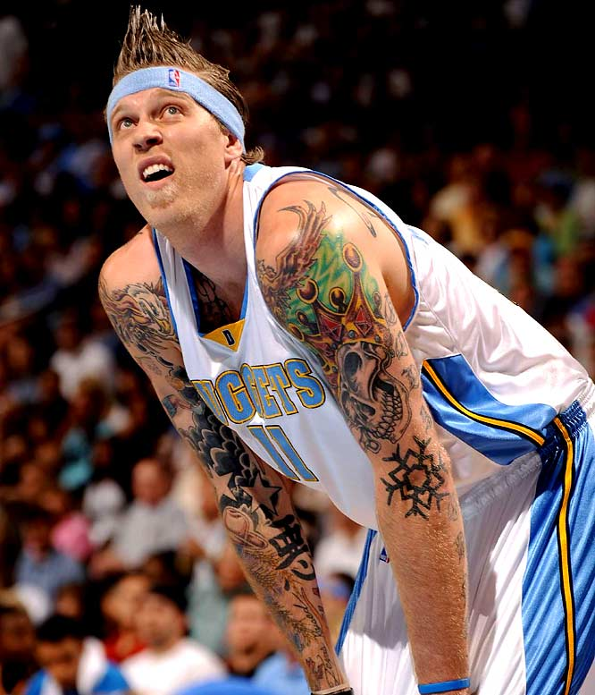 chris anderson tattoos. Monday, January 17, 2011