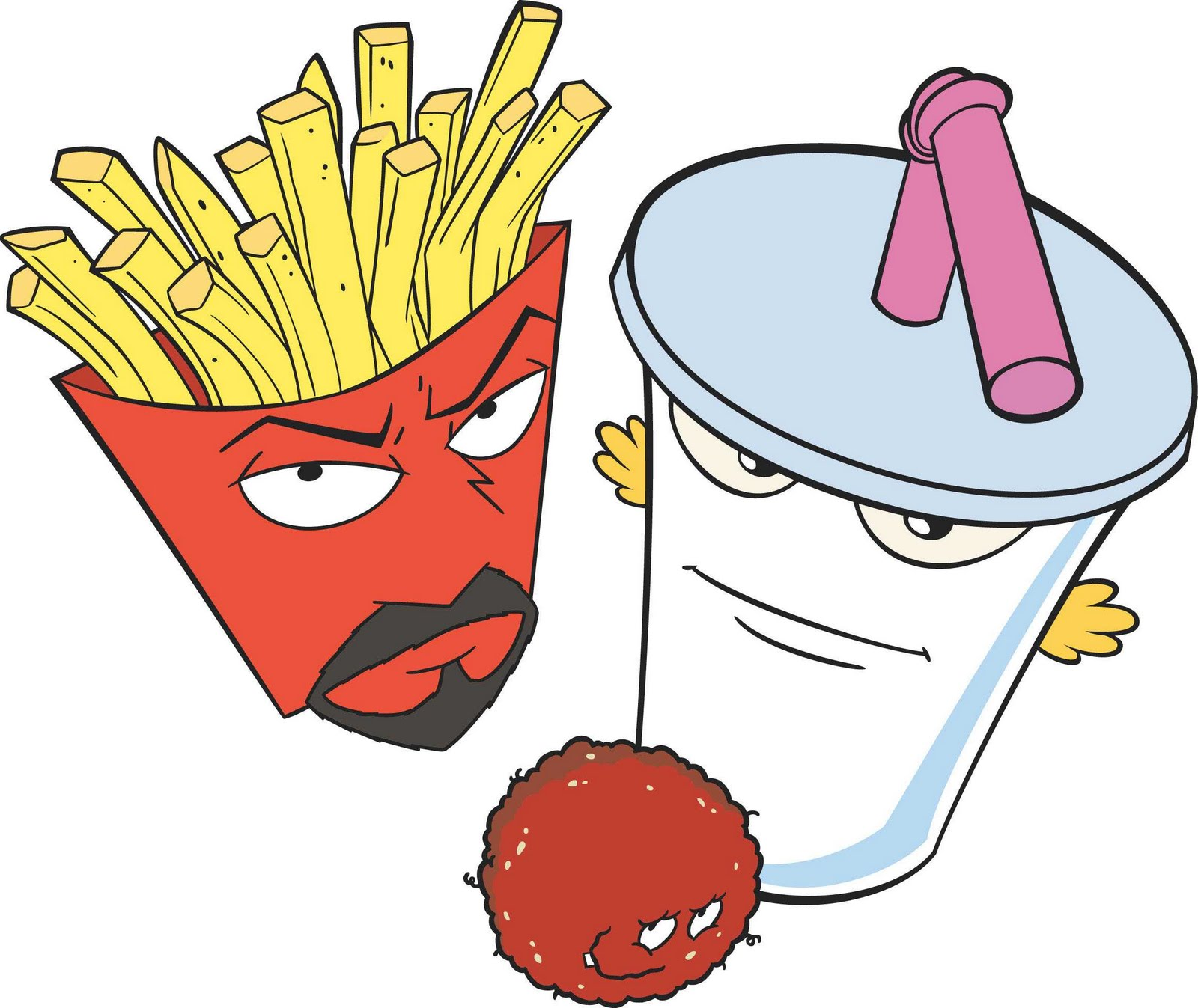 Aqua teen hunger force chapeau
