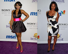 NIA LONG VS ASHANTI