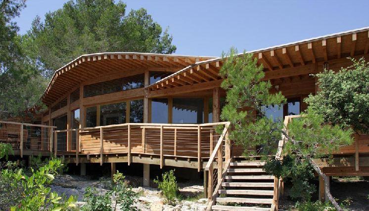 Le d veloppement durable les maisons en bois for Maison en bois image