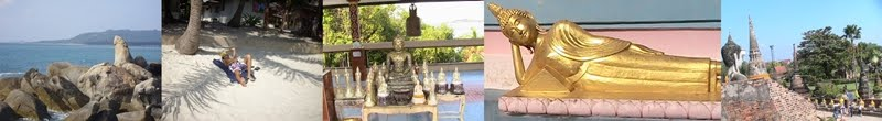 Thailandia viaggi foto video Thailand