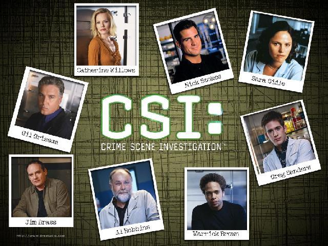 CSI Las Vegas - Brasil
