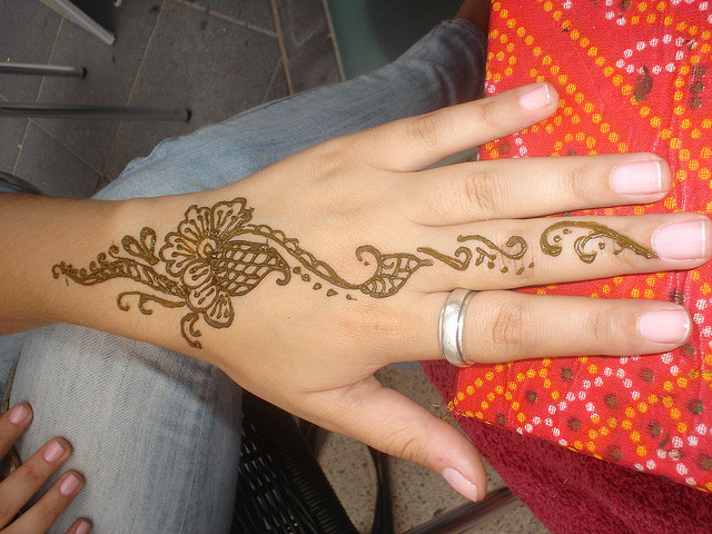 Mehndi Designs For New Learners : Ladies 1st ever ~**~: arabic mehndi designs for girls only