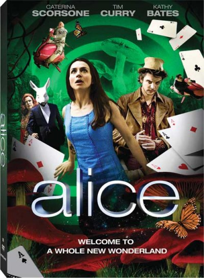 Alice (2009) T&uuml;rk&ccedil;e Dublaj/DVDRip Teklink 