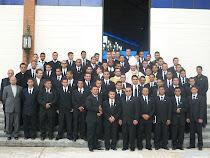 Estudiantes del Seminario Santo Tomás de Aquino