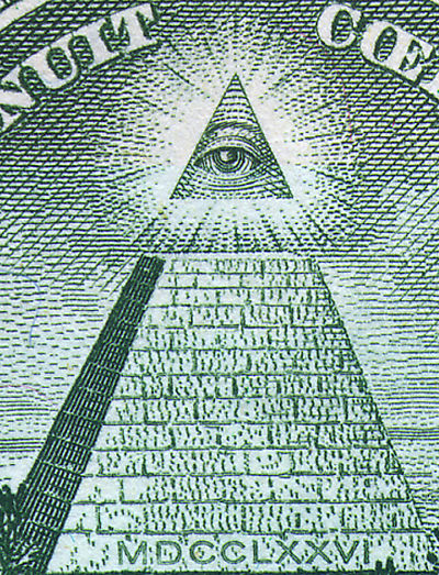 Illuminati New World Order: The All Seeing Eye Of Horus