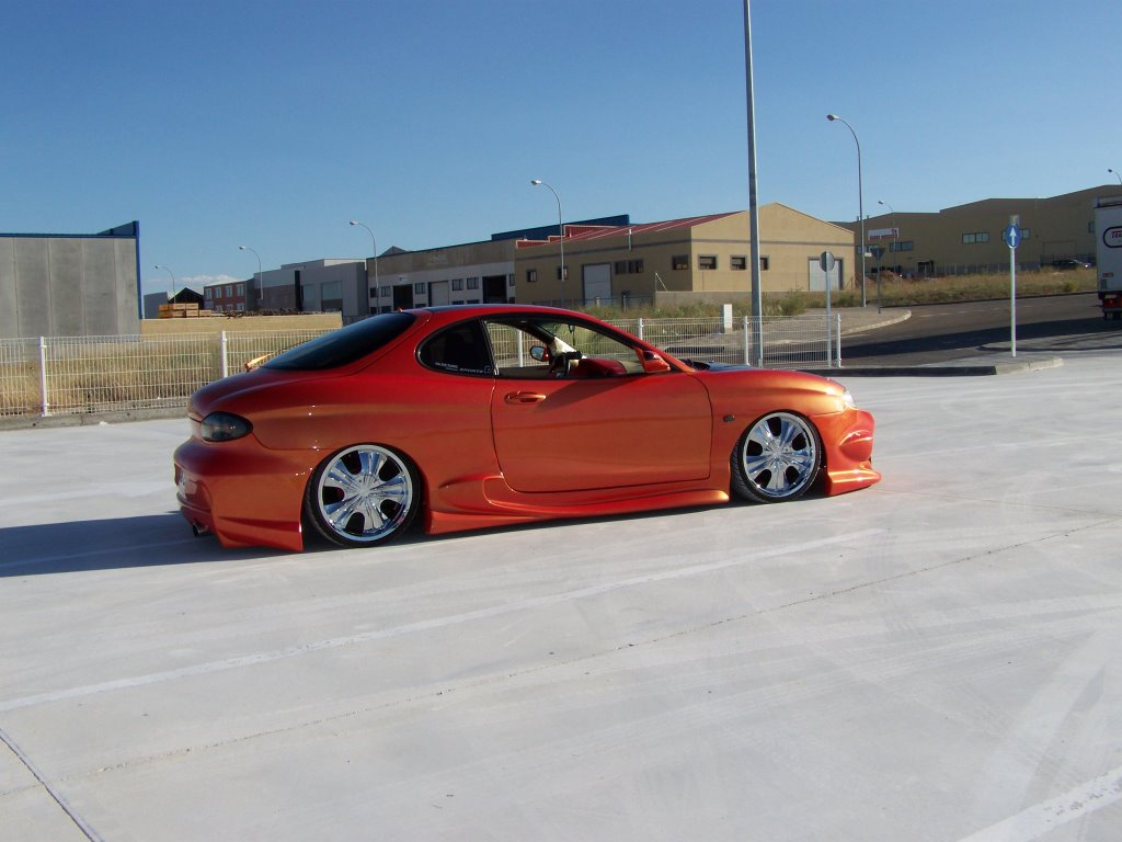 hyundai coupe tuning show. Black Bedroom Furniture Sets. Home Design Ideas