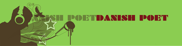 Danish Poet Blog