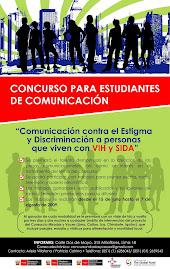 CONCURSO PARA FUTUROS COMUNICADORES