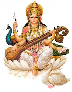 saraswati goddess