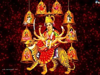 Navdurga – Nine Forms of Goddess Durga Worshiped During Navratri
