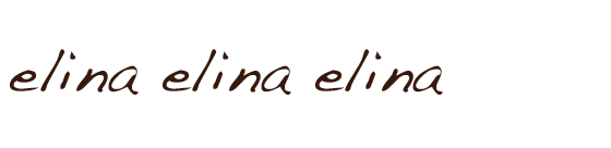 elina elina elina