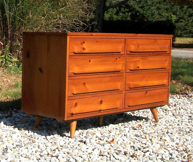 Mobiledanish mid century 2 twin bedroom set 675 for Mid century bedroom furniture