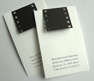 producer business card