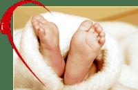 picioruse bebe