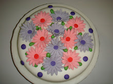 Floral cake