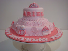 Princess cake for Ariel
