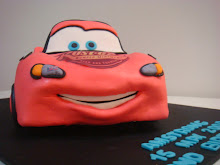 Lightning Mcqueen smiley
