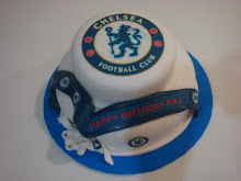 Chelsea Football Club cake