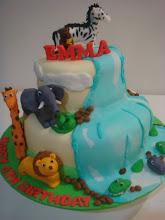 Safari Cake 3