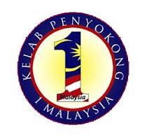 KELAB PENYOKONG 1 MALAYSIA