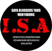 BLOG MENYOKONG ISA