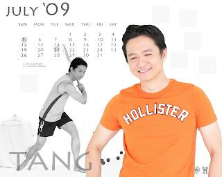 Mr. July - Tang