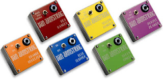 Armstrong effects Dan Armstrong effects are on the way!