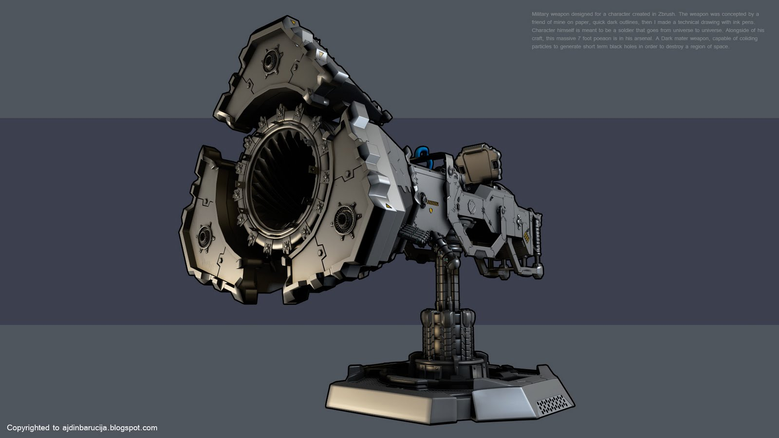 palomino the black hole gun - photo #41