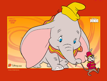 #3 Dumbo Wallpaper