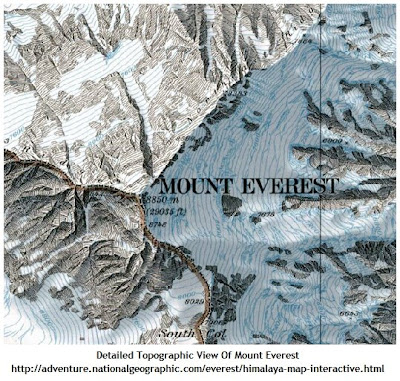 India Himalayas Everest Whittaker Viesturs Hahn Arnot National Geographic