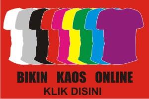 BIKIN KAOS ONLINE