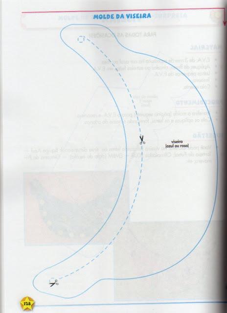 Manualidades Luna Clara: Para un lindo cumple