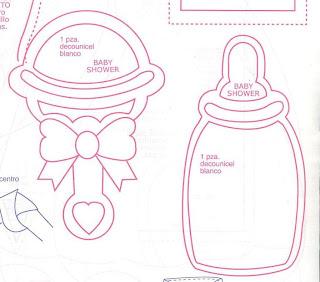 Moldes de: *♥* Baby Shower , *♥* Centros de mesa , *♥* Madera