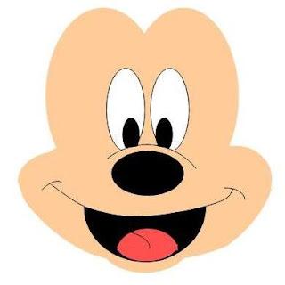 Arma La Carita De Mickey O Minnie