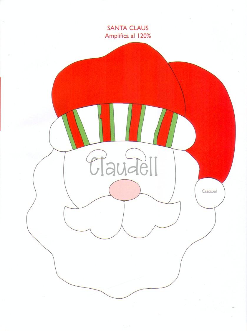 Moldes De        Escolares         Foami         Navidad