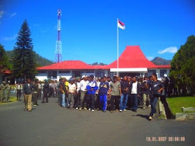 Bom Waktu Bagi Calon Bupati Ngada 2010 - 2015