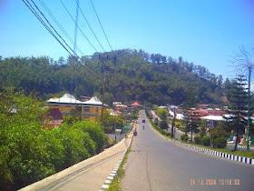 Boulevard Sokarno-Hatta Kota Bajawa-NTT